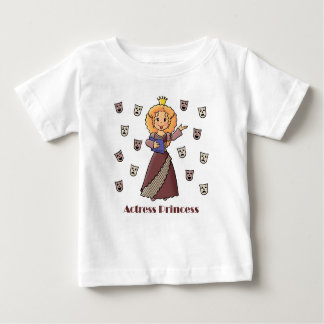 Actress Princess Baby T-Shirt