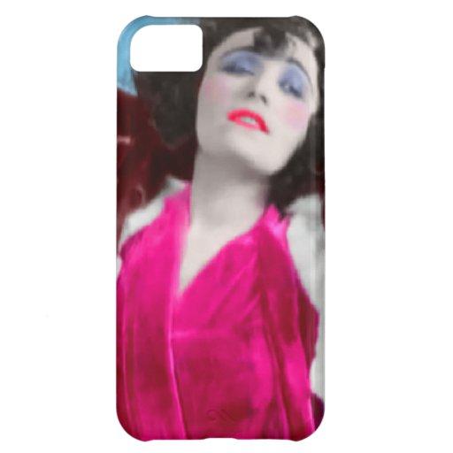actriz de Pola Negri del caso de Barely There del Funda iPhone 5C