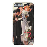 Actriz joven de Hollywood Funda Barely There iPhone 6