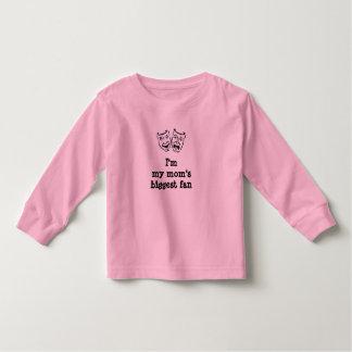 Actriz: La fan más grande de mi mamá Camiseta