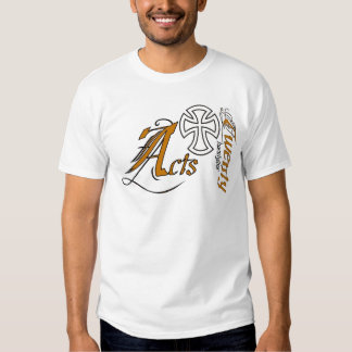 Acts 20:24 tee shirt