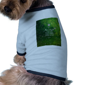 Acts 2:21 dog t shirt