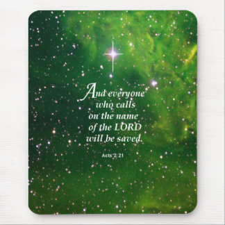 Acts 2:21 mousepads