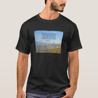 Acts 4:12 Neither is there salvation in any other. T-Shirt