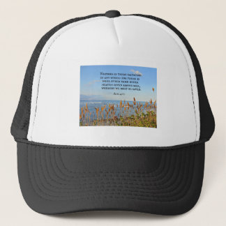 Acts 4:12 Neither is there salvation in any other. Trucker Hat