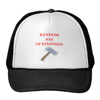 acts of kindness trucker hat