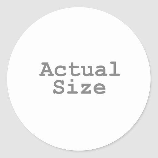 1 inch circle Actual Size Image  The Actual Size of Stuff
