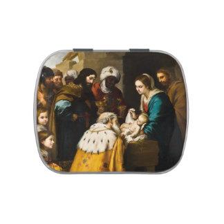 Actuales regalos de Jesús de unos de los reyes Jarrones De Dulces