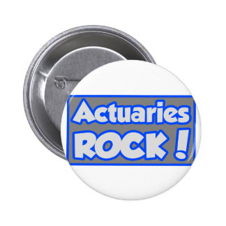 Actuaries Rock! Button