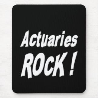 Actuaries Rock! Mousepad