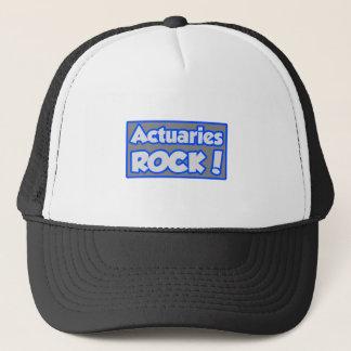Actuaries Rock! Trucker Hat