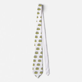 Actuary = Kind of a Big Deal Neck Tie