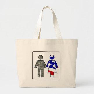 ACU Boy Patriotic Girl Bags