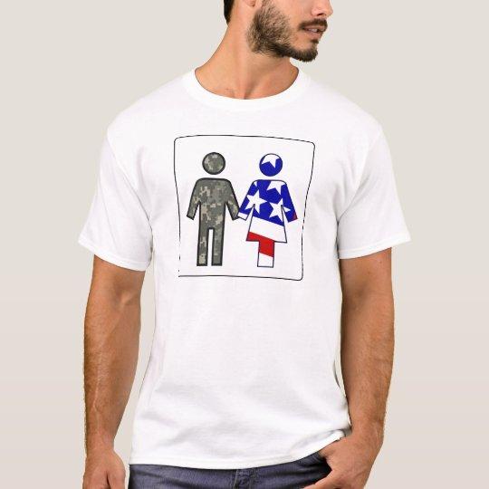 ACU Boy/ Patriotic Girl T-Shirt