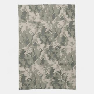 ACU Camo Camouflage Digital Kitchen Dish Towel