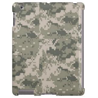ACU Camo Camouflage Digital Pattern IPAD Case