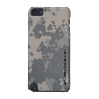 ACU Camo Design Personalized iPod Touch (5th Generation) Case