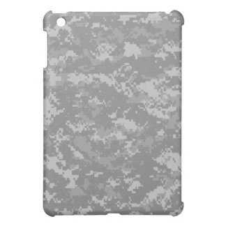 ACU Camo Fabric-Inlaid Hard Shell iPad One Case iPad Mini Cover