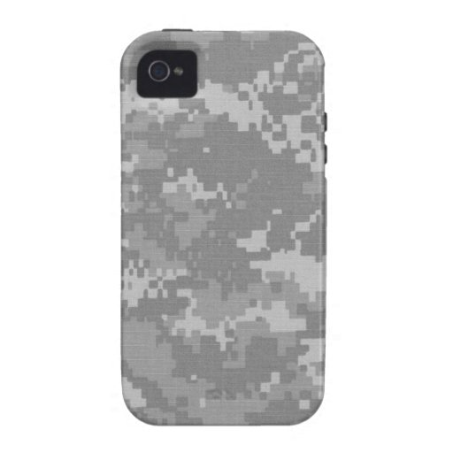 ACU Camo iPhone 4/4S Vibe Universal Case iPhone 4/4S Covers
