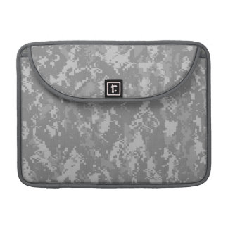 ACU Camo Macbook Pro Rickshaw Flap Sleeve