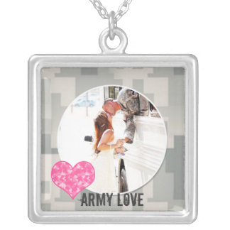 ACU Camo Photo Pendant