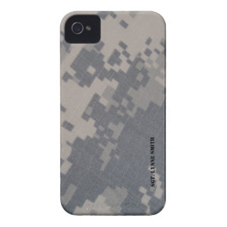 ACU Camoflage Design, Personalized iPhone 4 Cover