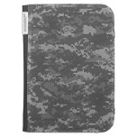 ACU Camouflage Kindle Case