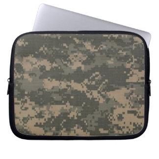 ACU Digital Camo Camouflage Electronics Case Laptop Computer Sleeve