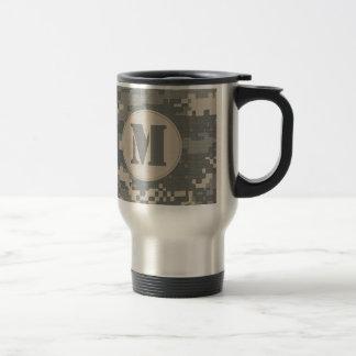 ACU Digital Camo del EJÉRCITO taza de café de 15