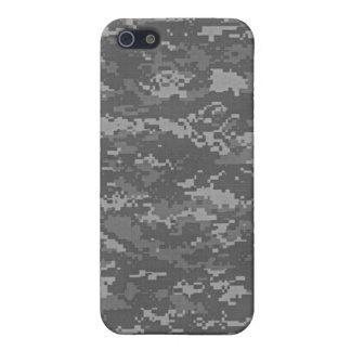 ACU Digital Camo iPhone 5 5S Case
