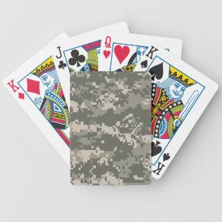 ACU Digital Camo Playing Cards
