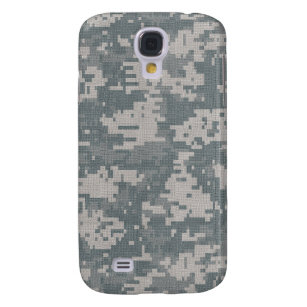 ACU Digital Camo Samsung Galaxy S4 Barely There Samsung S4 Case
