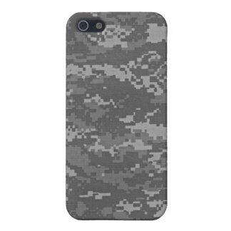 ACU Digital Camouflage iPhone 5C Case