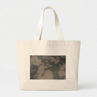 ACU Military Pattern Uniform Troops Peace Destiny Canvas Bag