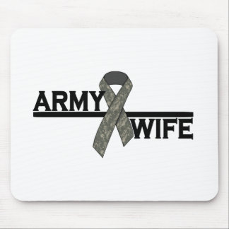 ACU Ribbon w/Army Wife Mouse Pads