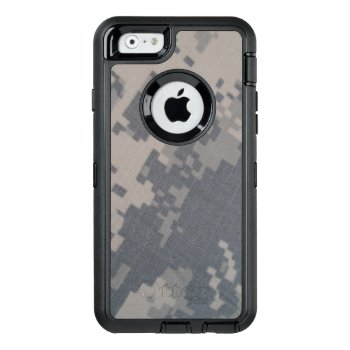 Acu Style Camo Design Otterbox Defender Iphone Case by Lynnes_creations at Zazzle