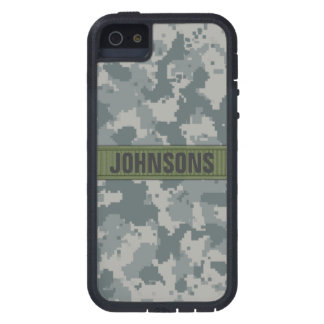 ACU Style Camo Personalized iPhone SE/5/5s Case