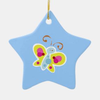 ACUARELA BUTTERFUL C del DIBUJO ANIMADO butterfly_ Ornamentos De Reyes Magos