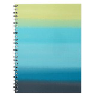 Acuarela de //del cuaderno del estilo de diseñador