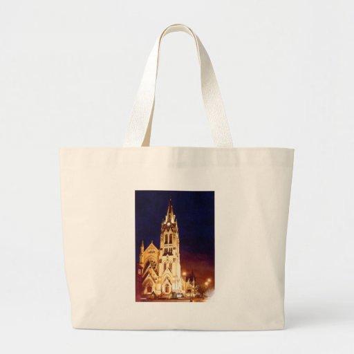 "Acuarela de St. Louis de la iglesia de ""St Francis Bolsa Tela Grande"