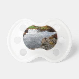 Acuarela del Central Park Chupetes Para Bebes