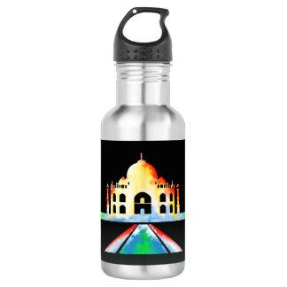 Acuarela del Taj Mahal