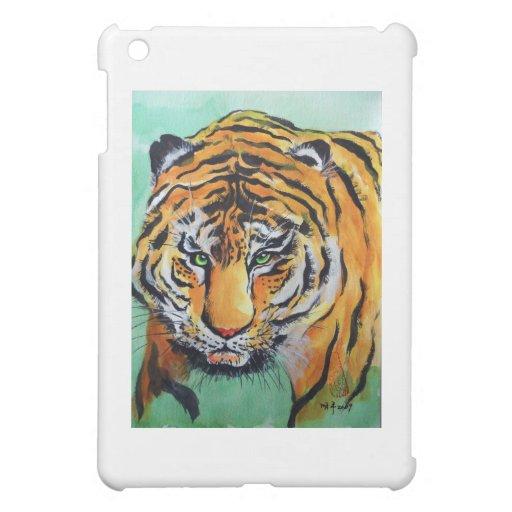 Acuarela del tigre