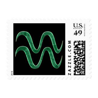 Acuario #3 sellos