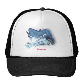 acuario, acuario gorra