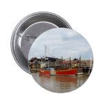 Acuario del barco de pesca en Southwold
