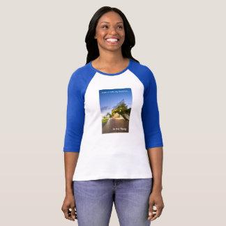 Acuario en el 'Noog 3/4 camiseta del raglán de la Remeras