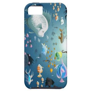 Acuario iPhone 5 Case-Mate Cobertura