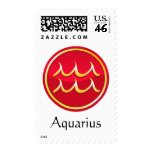 Acuario - muestras del zodiaco