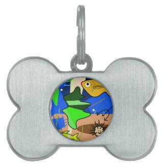 Acuario Placas Mascota